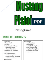 Mustang Pistol 3 of 3 Passing Game
