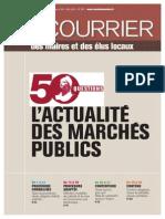 L'actualité des marchés publics, Courrier des maires, 05/2012