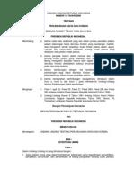 UU No.13 Th 2006 Ttg Perlindungan Saksi Dan Korban