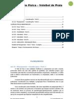 Preparação Física - Preparação Física – Voleibol de Praia