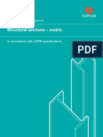 ASTM Structural Sections Metric 2006