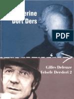 Gilles Deleuze - Kant Üzerine Dört Ders