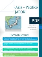 Estudio Asia – Pacifico JAPON