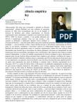J. O. Urmson - A natureza da ciência empírica