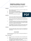 Report Fundamental Powers of the State