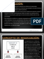 Negociacion y Conflicto - Sistema Point