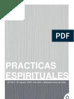 PRACTICAS ESPIRITUALES (Traducción)