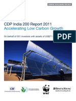 CDP 2011 India 200 Report