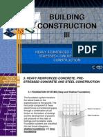 Building Construction Part-3