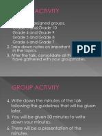 UPIS LC Presentation