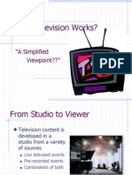 How TV Works