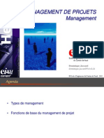 Management Student Manual