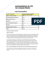 Cement Plant_Energy Optimisation