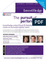 InvestHedge Forum Brochure