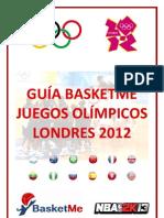 GuiaBasketMeJuegosOlimpicosLondres2012