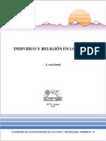 Individuo y religión en los andes Van Kessel