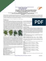 Chlorophyll Estim