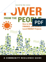 Energy and Our Communities - An Excerpt from Power from the People by Greg Pahl
