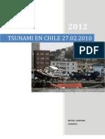 Artículo Documental Tsunami en Chile 2010