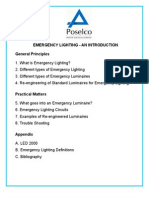 Emergency Lighting _ an Introduction