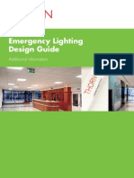 Em Lighting Design Guide - Additional Information