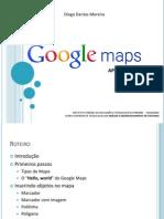Googlemaps API JAvascript