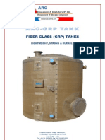 Arc Frp Tanks & Chemical Equipments