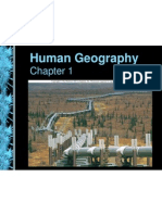 ch 1 ntroduction to human geography