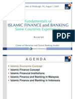 2009 08 ICP Fundamentals of Islamic Finance and Banking