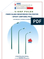 ARC FRP POLE