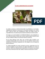 Historia de La Medicina en El Ecuador