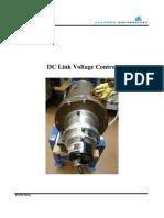 DC Link Voltage Control