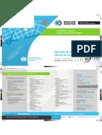 Licenciatura en Contabilidad, finanzas y sistemas de información digital ESDIE