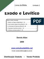 Êxodo e Leviticos Resumo Completo