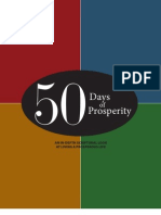 50 Days of Prosperity Series PG Study Notes PDF
