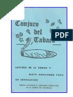 Conjuro Del Tabaco