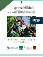 Responsabilidad Social Empresarial - Cómo incorporar la RSE en su empresa