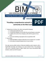 LABIM Opportunity Package