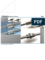 Tongil Industries - Ballscrew Kit