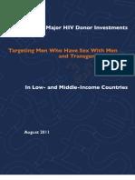 Global Financing Analysis