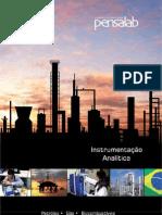 Instrumentação Analítica para Laboratório - Petróleo, Gás e Biocombustíveis