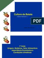 Cultura Da Batata1a AULA [Modo de Compatibilidade]