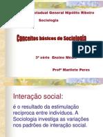 Conceitos Básicos de Sociologia