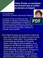 8 Pablo Pineda
