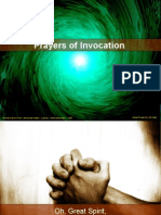 Prayers of Invocation