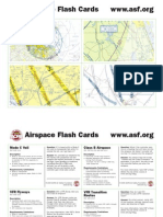 Airspace Flashcards
