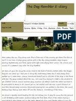 The Dog Rambler E-diary 25 July 2012