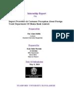 Introduction of Internship Report