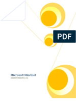 Guía para utilizar PowerPoint Mouse Mischief