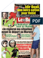 LE BUTEUR PDF du 26/07/2012